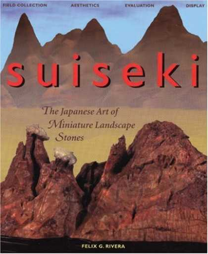 Books About Japan - Suiseki: The Japanese Art of Miniature Landscape Stones