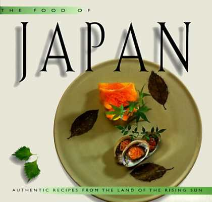 Books About Japan - Food of Japan (Food of the World Cookbooks)