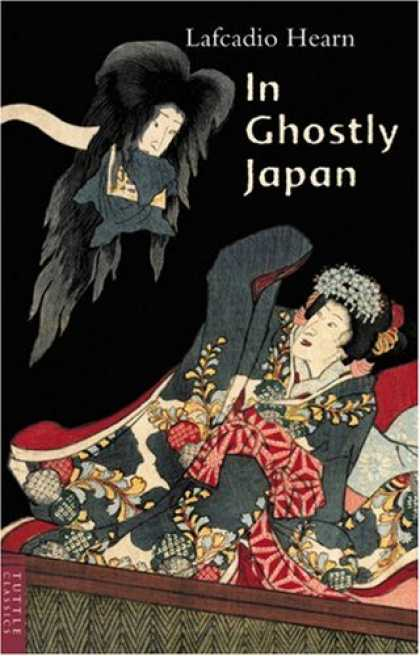 Books About Japan - In Ghostly Japan (Tuttle Classics of Japanese Literature)