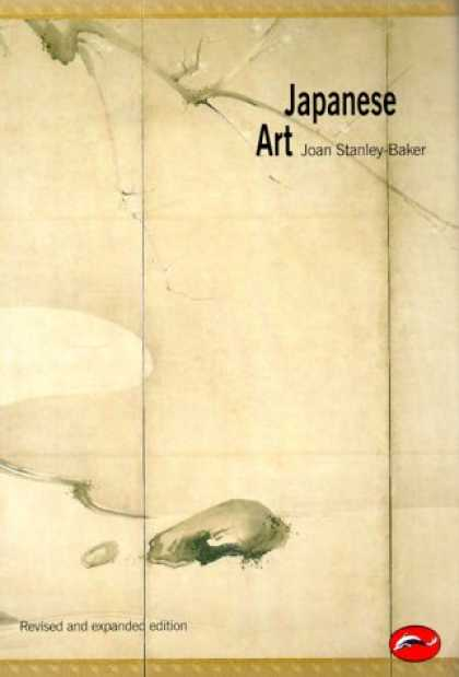 Books About Japan - Japanese Art (World of Art)