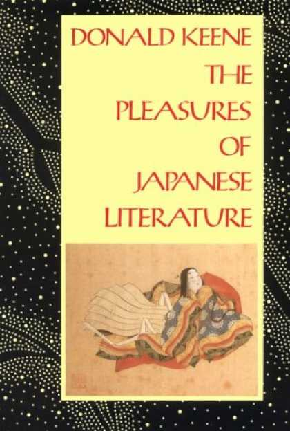 Books About Japan - The Pleasures of Japanese Literature