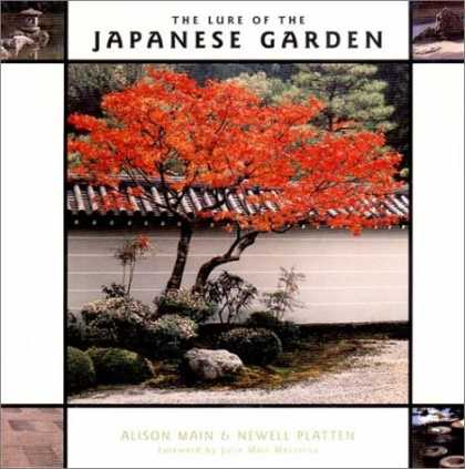 Books About Japan - The Lure of Japanese Gardens
