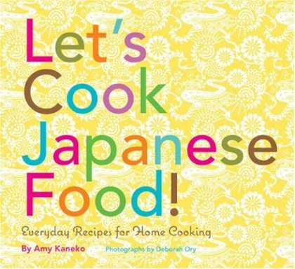 Books About Japan - Let's Cook Japanese Food!: Everyday Recipes for Home Cooking