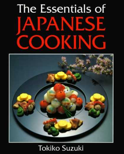 Books About Japan - The Essentials of Japanese Cooking