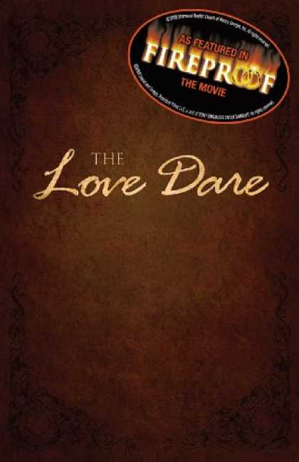 Books About Love - The Love Dare