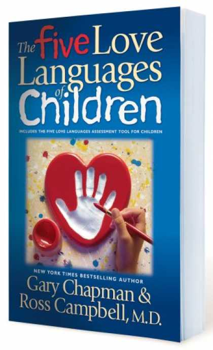 Books About Love - The Five Love Languages of Children