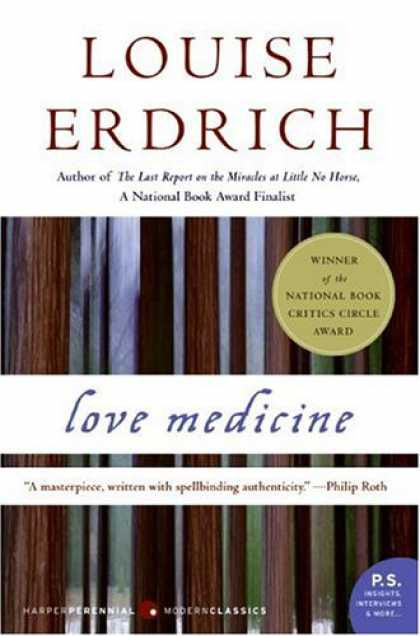 Books About Love - Love Medicine: A Novel (P.S.)