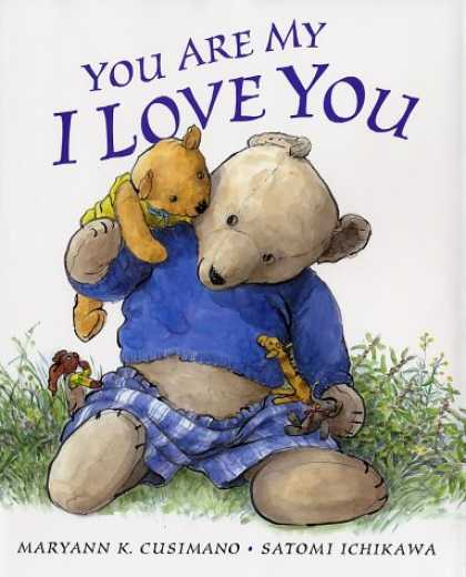 Books About Love - You Are My I Love You