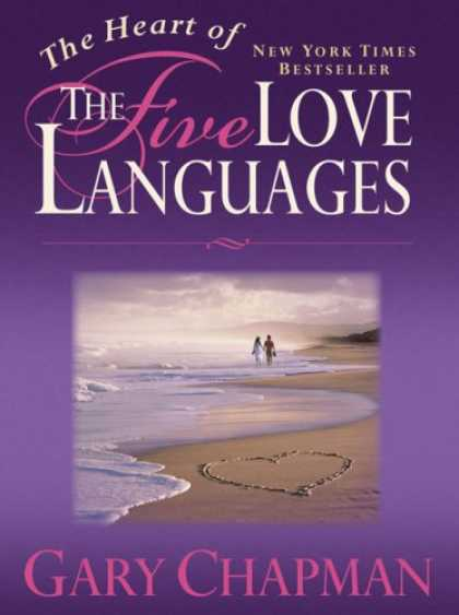Books About Love - The Heart of the Five Love Languages