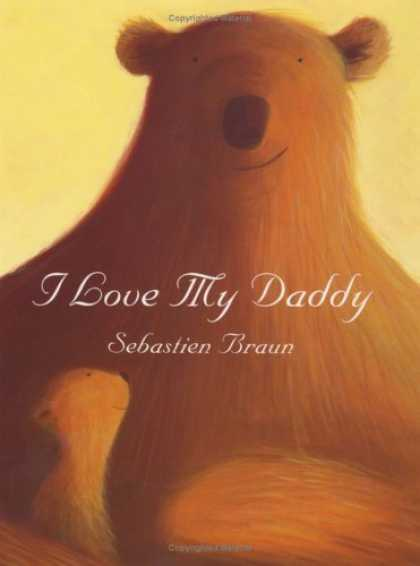 Books About Love - I Love My Daddy