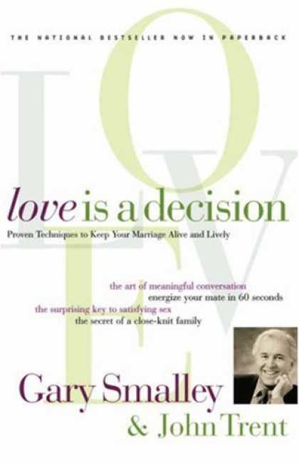 Books About Love - Love Is A Decision
