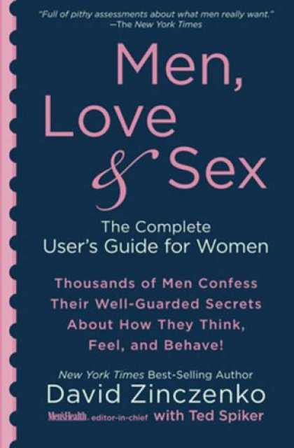 Books About Love - Men, Love & Sex: A Complete User's Guide for Women