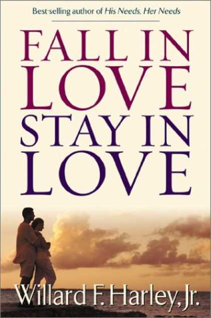 Books About Love - Fall in Love, Stay in Love