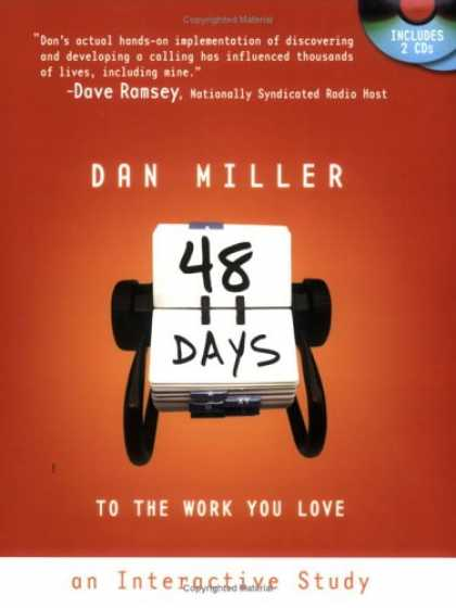 Books About Love - 48 Days to the Work You Love: An Interactive Study