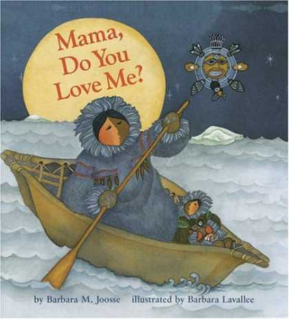 Books About Love - Mama, Do You Love Me?