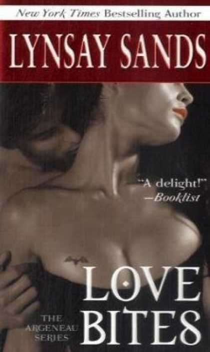 Books About Love - Love Bites (Argeneau)