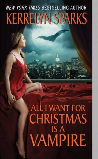 Books About Love - All I Want for Christmas Is a Vampire (Love at Stake, Book 5)