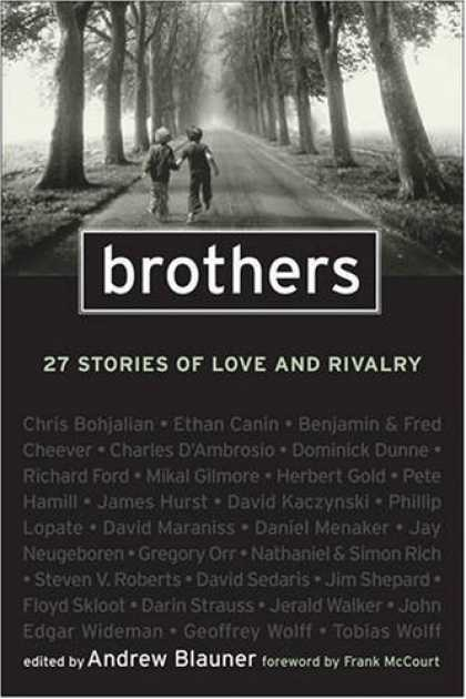Books About Love - Brothers: 26 Stories of Love and Rivalry