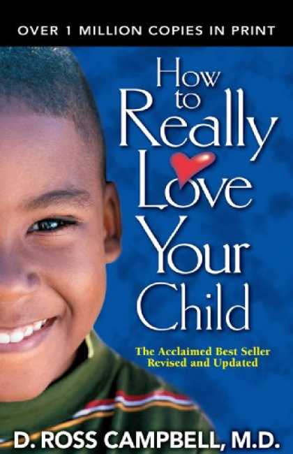 Books About Love - How to Really Love Your Child