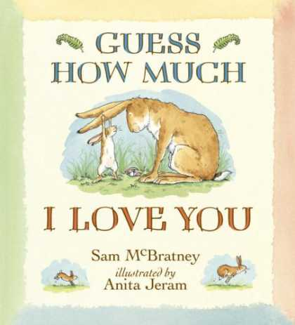 Books About Love - Guess How Much I Love You