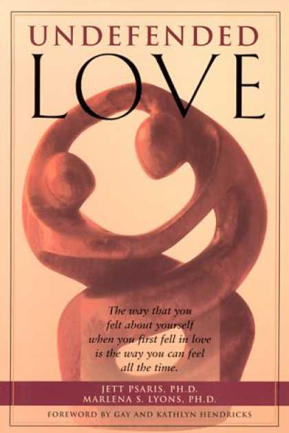 Books About Love - Undefended Love