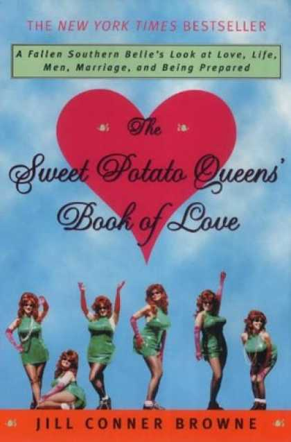 Books About Love - THE SWEET POTATO QUEEN'S BOOK OF LOVE