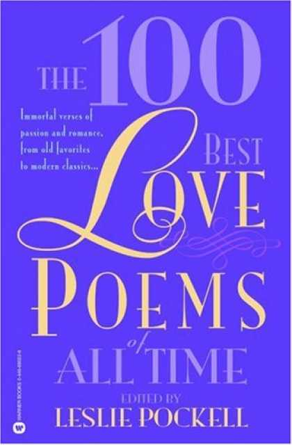 Books About Love - The 100 Best Love Poems of All Time