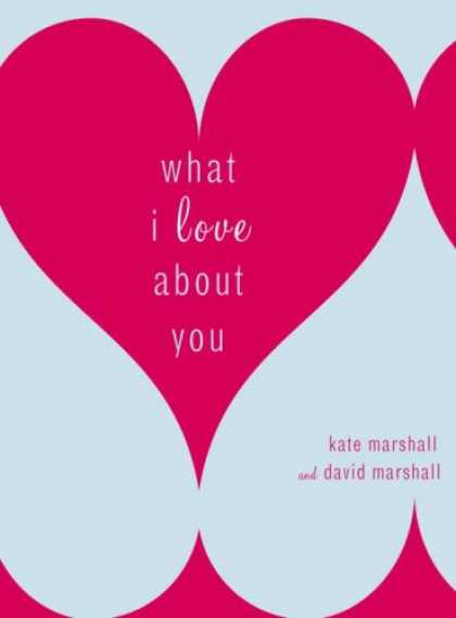 Books About Love - What I Love About You
