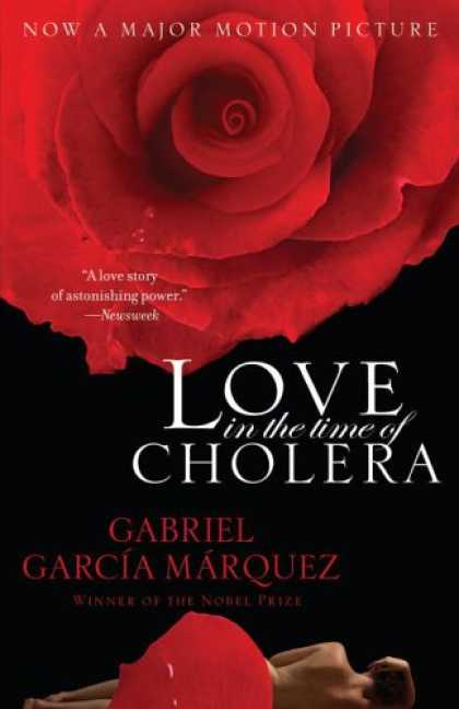 Books About Love - Love in the Time of Cholera (Vintage International)