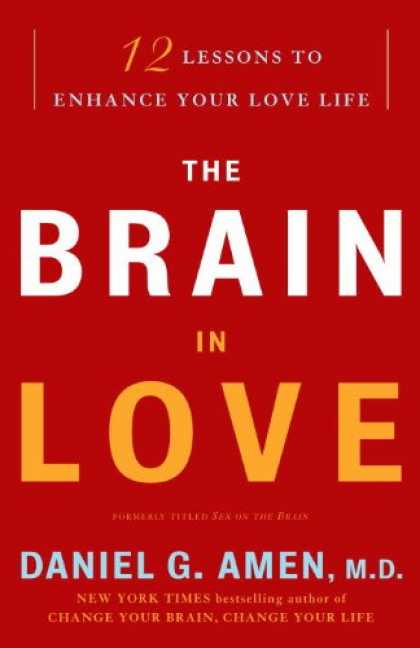 Books About Love - The Brain in Love: 12 Lessons to Enhance Your Love Life