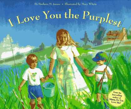 Books About Love - I Love You the Purplest