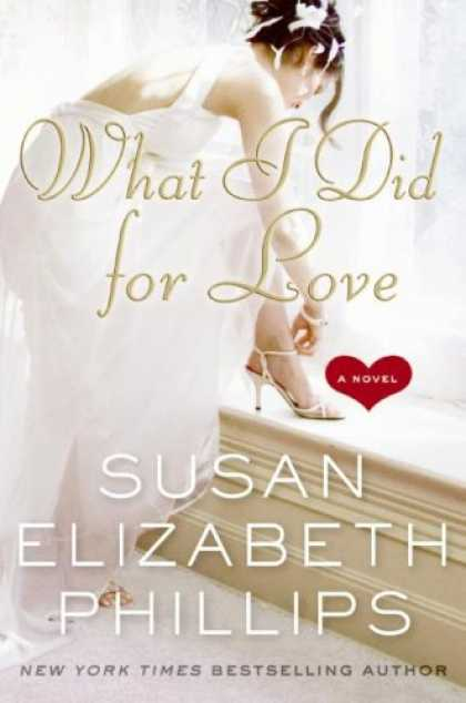 Books About Love - What I Did for Love: A Novel