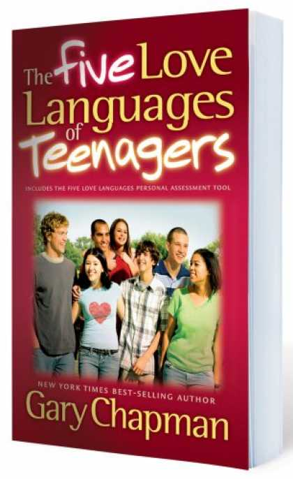Books About Love - The Five Love Languages of Teenagers