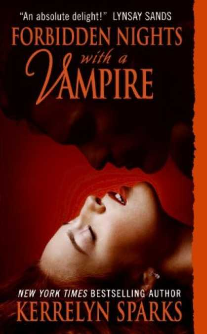 Books About Love - Forbidden Nights with a Vampire (Love at Stake, Book 7)