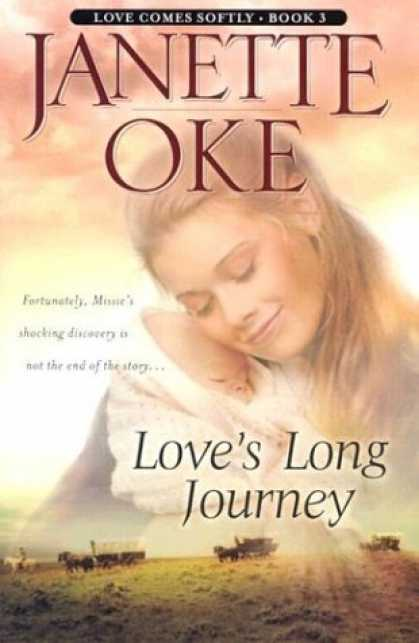 Books About Love - Love's Long Journey (Love Comes Softly Series #3)