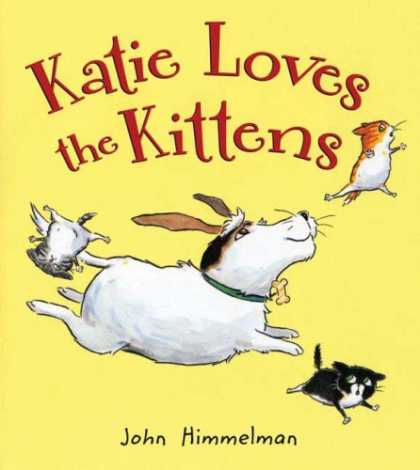 Books About Love - Katie Loves the Kittens