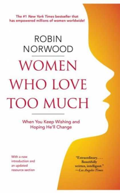 Books About Love - Women Who Love Too Much