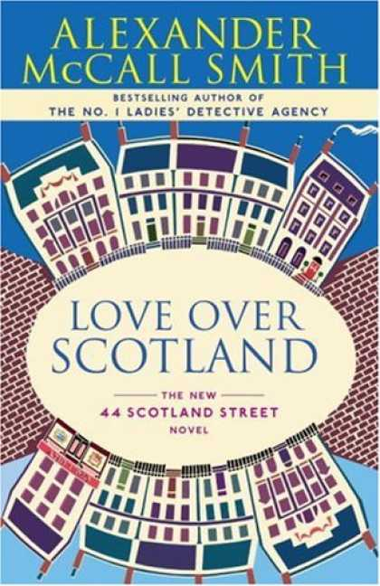 Books About Love - Love Over Scotland (44 Scotland Street)