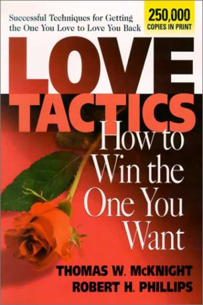 Books About Love - Love Tactics: How to Win the One You Want