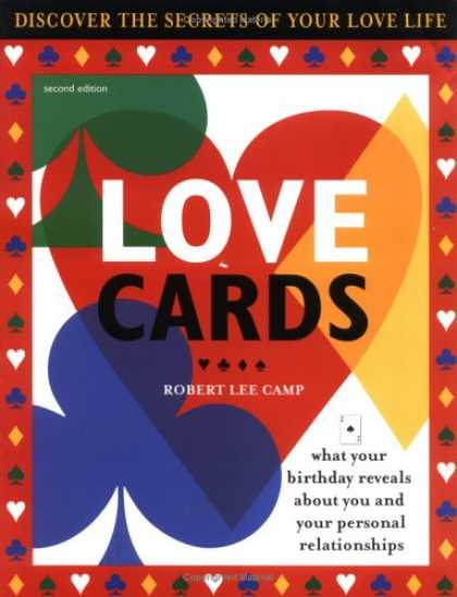 Books About Love - Love Cards, 2E: What Your Birthday Reveals About You and Your Personal Relations