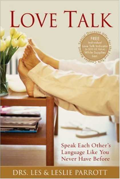 Books About Love - Love Talk: Speak Each Other's Language Like You Never Have Before