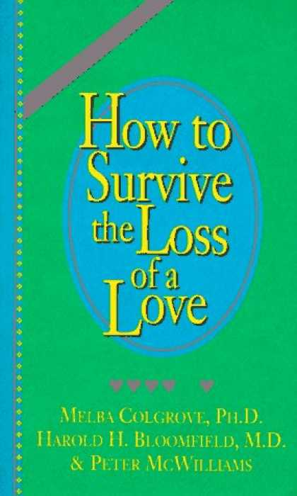 Books About Love - How to Survive the Loss of a Love