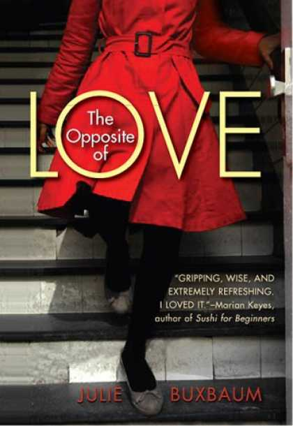 Books About Love - Oppostite of Love