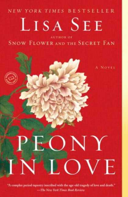 Books About Love - Peony in Love: A Novel
