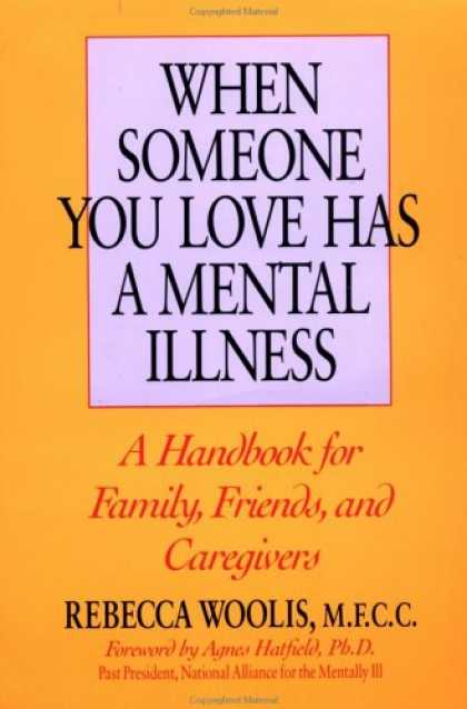 Books About Love - When Someone You Love Has a Mental Illness