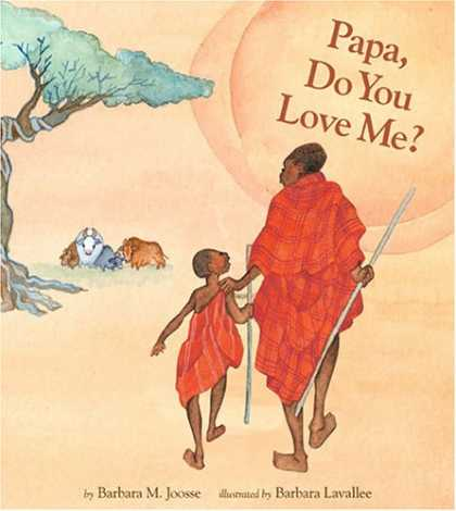 Books About Love - Papa, Do You Love Me?