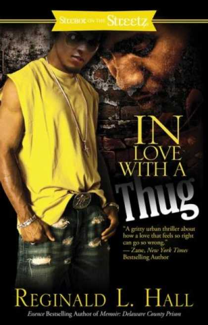Books About Love - In Love with a Thug (Strebor on the Streetz)