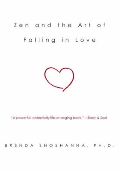 Books About Love - Zen and the Art of Falling in Love