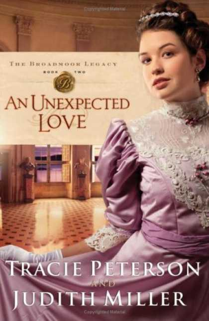 Books About Love - An Unexpected Love (Broadmoor Legacy, Book 2)