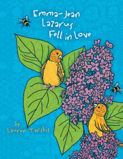Books About Love - Emma Jean Lazarus Fell in Love